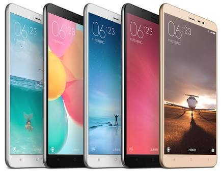 Xiaomi Redmi Note 3 Review Registration