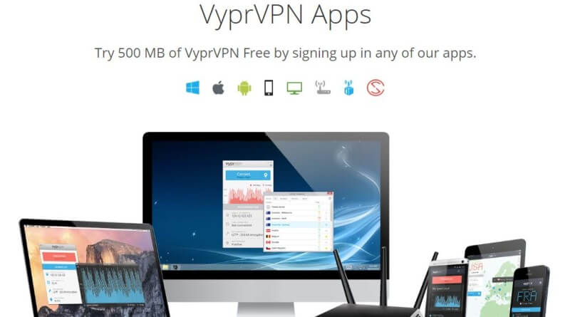Golden frog Vypr VPN Review 2018