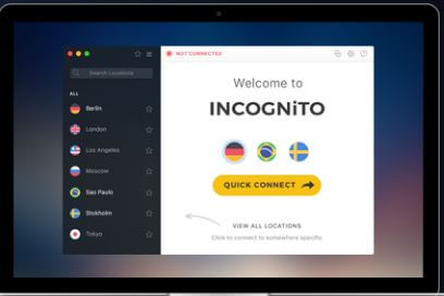 Incognito VPN review 2016