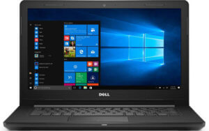 Dell Inspiron Core i3 6th Gen – (4 GB/1 TB HDD/Windows 10 Home) 3467 Laptop (14 inch, Black, 1.956 kg)