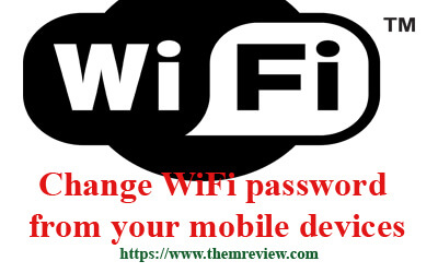 How To Change WiFi Password From Mobile in any router TP Link, D Link, NetGear, Digisol